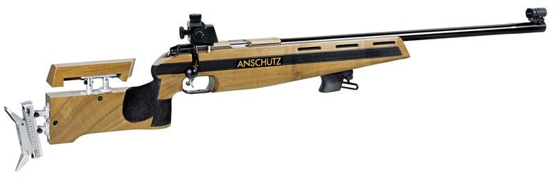 Anschutz Smallbore Target Rifle