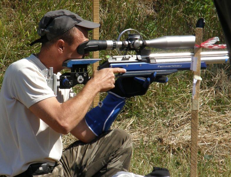 Field Target Isle Of Wight Target Shooting Association