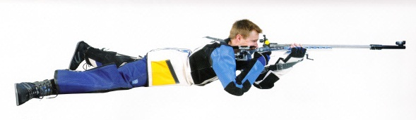 Matt Emmons Prone Position
