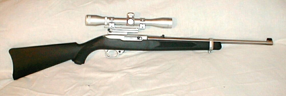 Ruger 10 22 Sporting Rifle