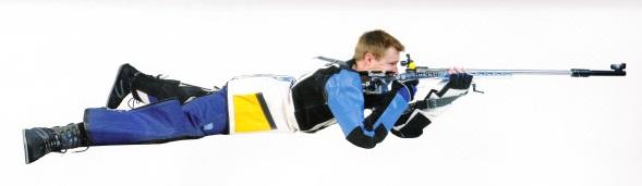 Matt Emmons Prone Position