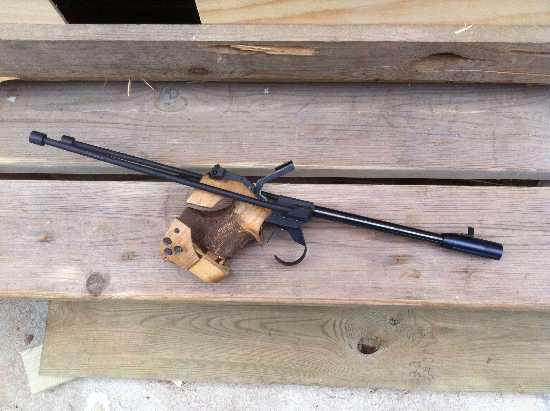 Longarm Pistol